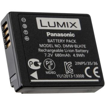 Аккумулятор Panasonic DMW-BLH7E