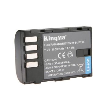 Аккумулятор KingMa DMW-BLF19E 1960mAh
