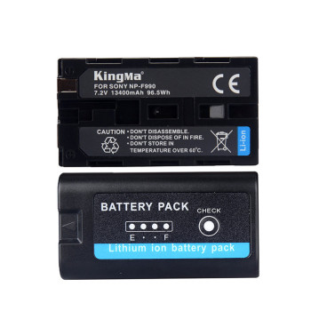Аккумулятор KingMa NP-F990 13400mAh