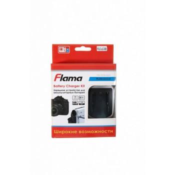 Зарядное устройство Flama FLC-LC-E6 для Canon LP-E6
