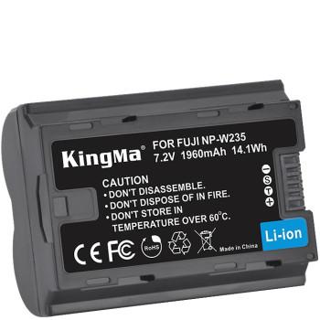 Аккумулятор KingMa NP-W235 1960mAh