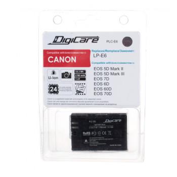 Аккумулятор DigiCare PLC-E6/LP-E6/EOS 6D,60D,7D,5D