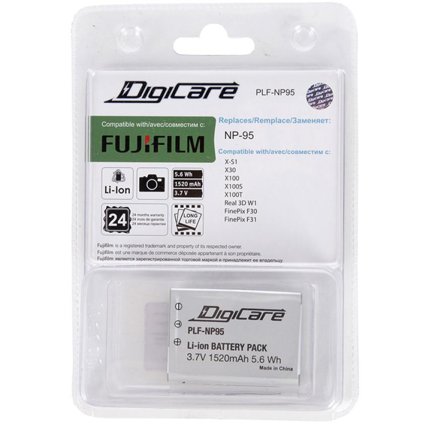 Аккумулятор DigiCare PLF-NP95 для X30/X100/X100S