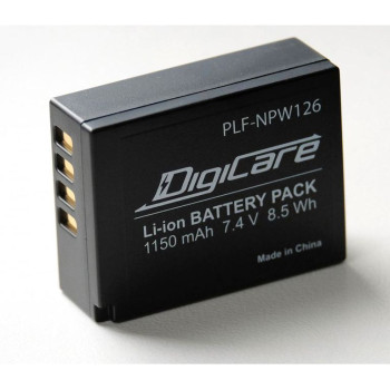 Аккумулятор DigiCare PLF-NPW126 для XM1/XE1/X/X-PR01/HS30EXR