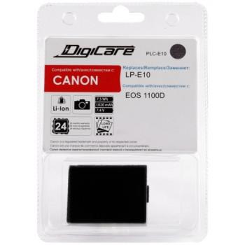 Аккумулятор DigiCare LP-E10 для Canon EOS1100D,1200D