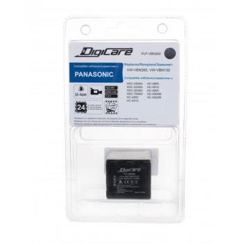 Аккумулятор DigiCare PLP-VBN260 / VW-VBN260, для HDC-SD800, HC-X900, X900M, X800
