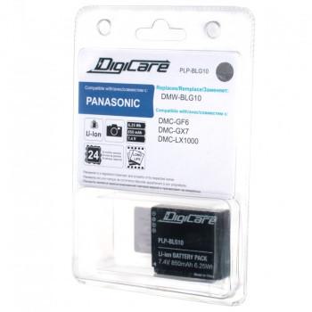 Аккумулятор DigiCare PLP-BLG10 / DMW-BLG10 для DMC-GF6, GX7, LX100