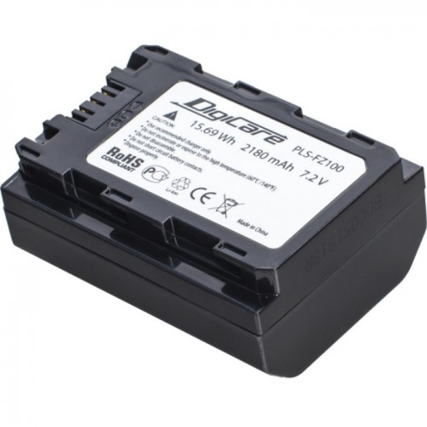 Аккумулятор DigiCare PLS-FZ100 / NP-FZ100