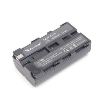 Аккумулятор Fujimi FBNP-F570 (2200mAh) для цифровых фото и видеокамер