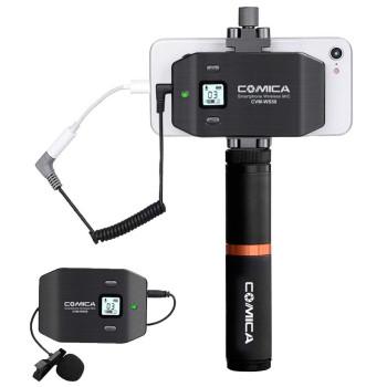 Радиосистема Comica UHF CVM-WS50 B для смартфона
