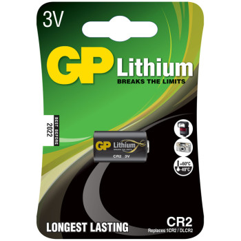 Батарейка GP CR2-BC1 1шт