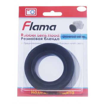 Бленда Flama резиновая 62mm