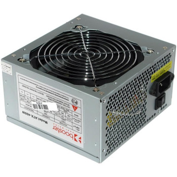 Блок питания Boost ATX 400W BOOSTER ATX-400W8F 24pin,2 х sata,2 х ide,1 х Fdd,1 х P6 8cm