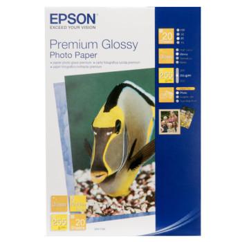 Фотобумага Epson C13S041706 Premium Glossy Photo 10х15см (20 sh)