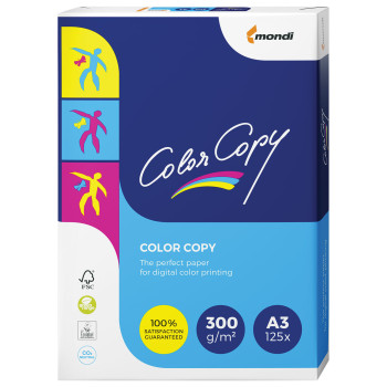 Бумага COLOR COPY Clear, матовая A3(420x297)/300g/125л