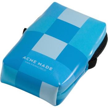 Чехол для фотокамеры Acme Made Smart Little Pouch голубой пиксель