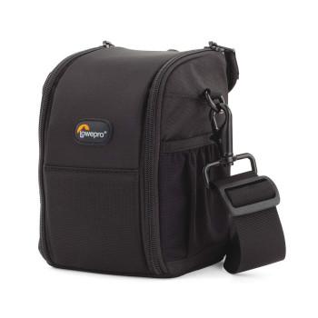 Чехол для объектива LowePro S&F Lens Exchange Case 100 AW (Black)
