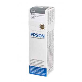 Чернила EPSON C13T67314A для L800 (black) 70 мл