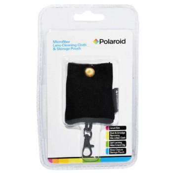 Салфетка из микрофибры Polaroid  в футляре 815361013695
