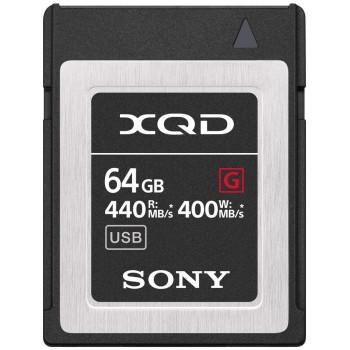 Карта памяти Sony QDG-64F
