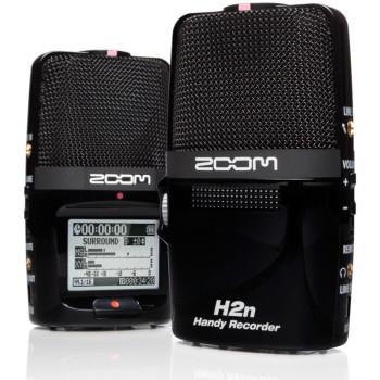 Рекордер Zoom H2n стерео