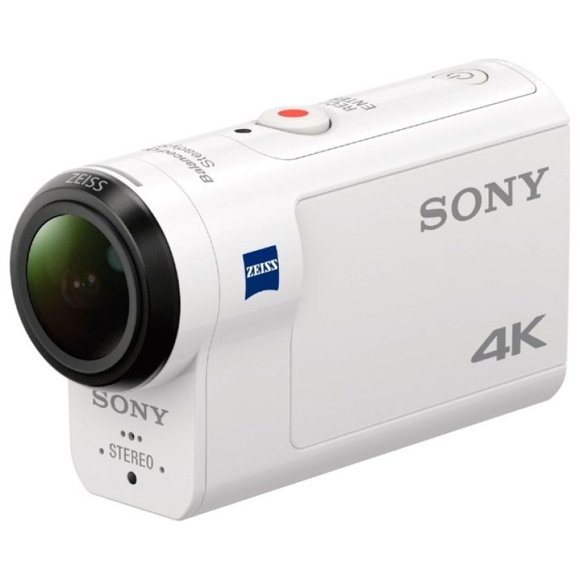 Экшн-камера Sony FDR-X3000R (белый)