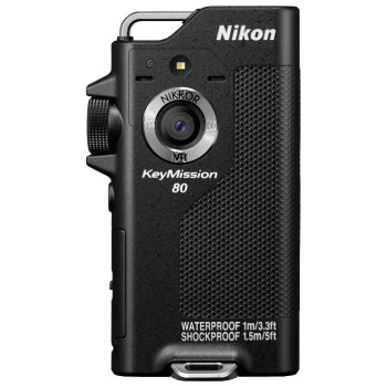 Экшн-камера Nikon KeyMission 80 Black
