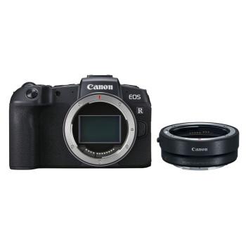 Фотокамера Canon EOS RP Body + Mount Adapter EF-EOS R