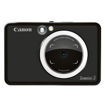 Камера моментальной печати Canon Zoemini S черная