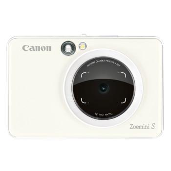 Камера моментальной печати Canon Zoemini S белая