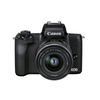 Фотокамера Canon EOS M50 Mark II 15-45 IS STM (Black)