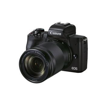 Фотокамера Canon EOS M50 Mark II 18-150 IS STM (Black)