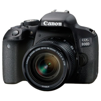 Фотокамера Canon EOS 800D Kit 18-55mm IS STM