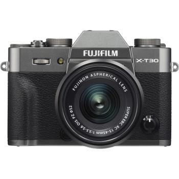 Фотокамера Fujifilm X-T30 Kit 15-45mm Charcoal Silver