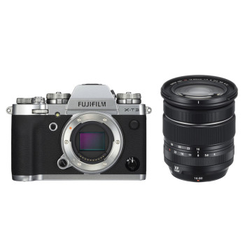 Фотокамера Fujifilm X-T3S Kit 16-80mm F4.0 R LM OIS Silver