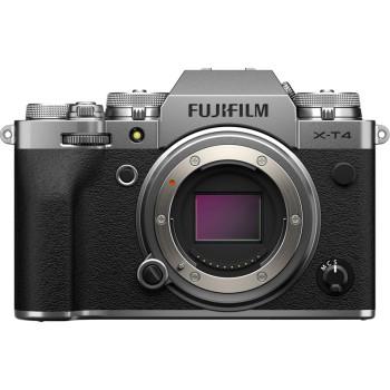 Фотокамера Fujifilm X-T4 Body Silver