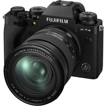 Фотокамера Fujifilm X-T4 Kit 16-80mm Black