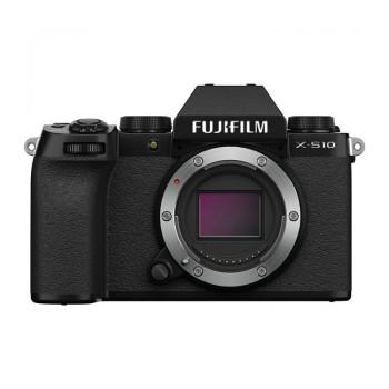Фотокамера Fujifilm X-S10 Body Black