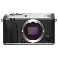 Фотокамера Fujifilm X-E3 Body Black