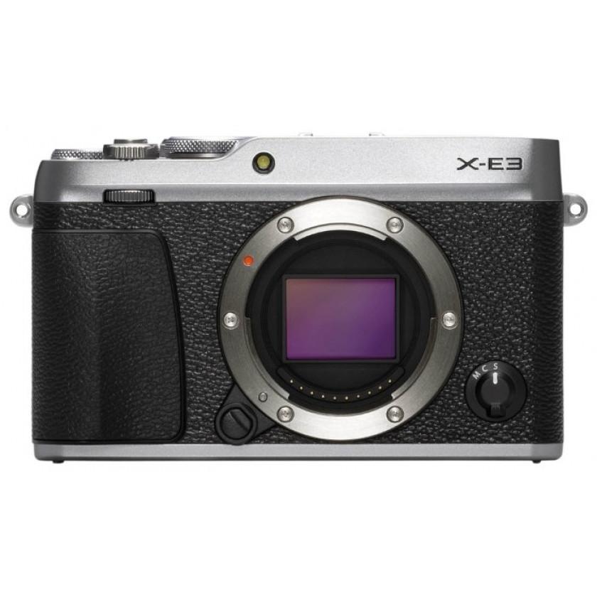 Фотокамера Fujifilm X-E3 Body Silver
