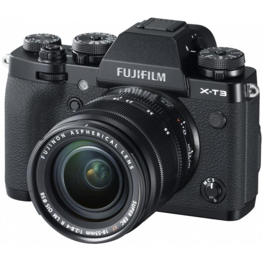 Фотокамера Fujifilm X-T3 Kit 18-55mm F2.8-4.0 R LM OIS black (Т)