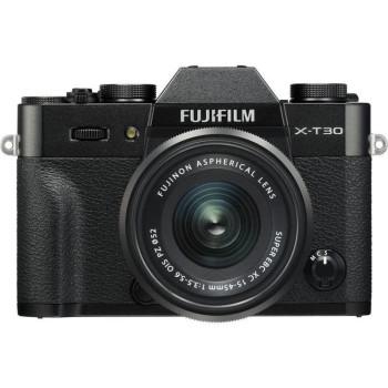 Фотокамера Fujifilm X-T30 Kit 15-45mm Black