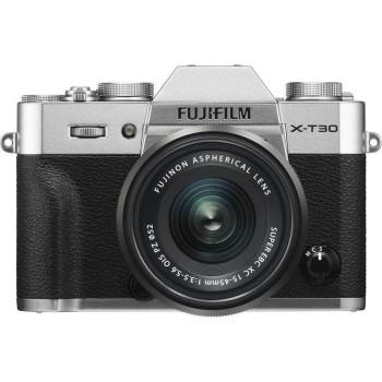 Фотокамера Fujifilm X-T30 Kit 15-45mm Silver