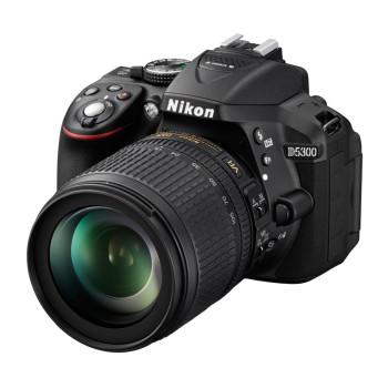 Фотокамера Nikon D5300 Kit 18-105mm VR