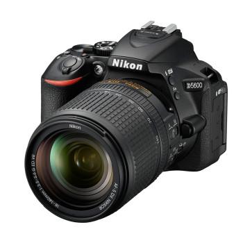 Фотокамера Nikon D5600 Kit 18-140mm AF-S VR