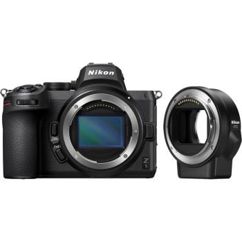 Фотокамера Nikon Z5 Body + FTZ адаптер