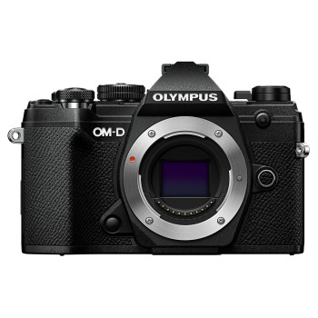Фотокамера Olympus E-M5III Body black