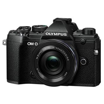 Фотокамера Olympus E-M5III Kit 1442EZ blk/blk