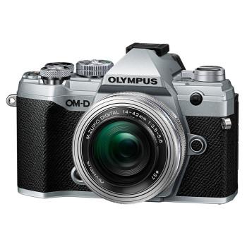 Фотокамера Olympus E-M5III Kit 1442EZ slv/slv