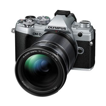 Фотокамера Olympus E-M5III Kit 12-200mm slv/blk